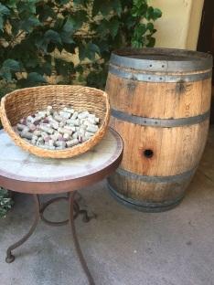 mondavi barrel