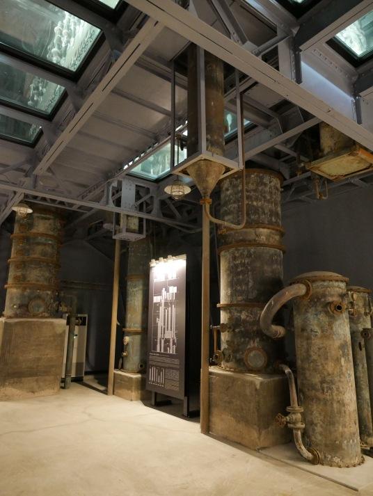 old column stills